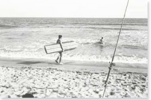 1940's Doho Surfers