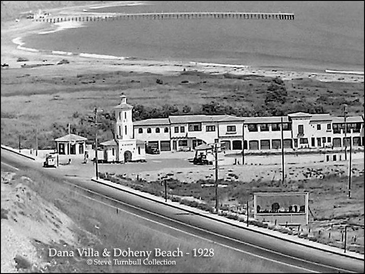 Dana Villa Doheny 1928